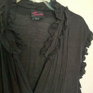 Lovely Torrid (size 2) sleeveless shirt
